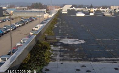 Traitement et nettoyage toitures et façades industrielles image 7