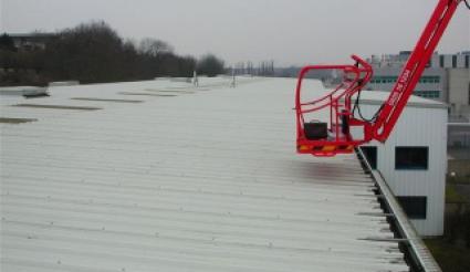 Sécurisation des accès aux toitures